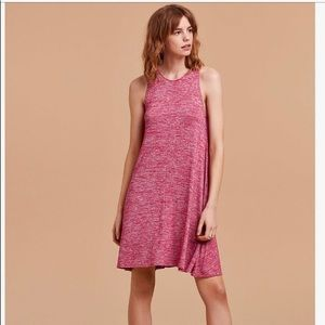 Aritzia Wilfred Free Rosa Dress Size Small